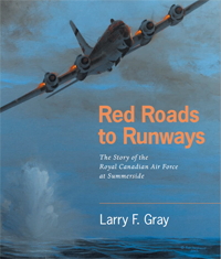 Red Roads to Runways by Larry Gray