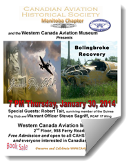 cahs manitoba meeting poster 30 jan 14