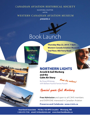 Northern Lights Book Launch