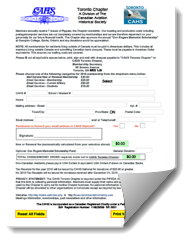 chapter membership renewal form 2016
