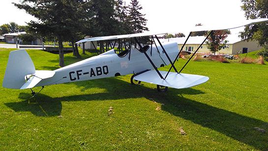 Curtiss Reid Rambler 2 545