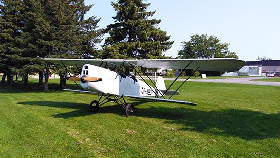 Curtiss Reid Rambler 3 545