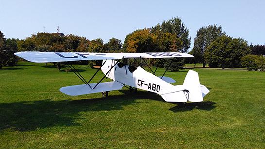 Curtiss Reid Rambler 545