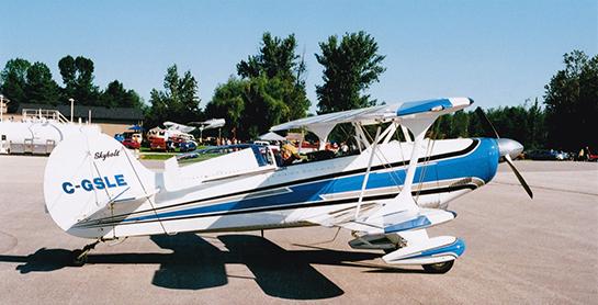 Steen Skybolt C GSLE 545