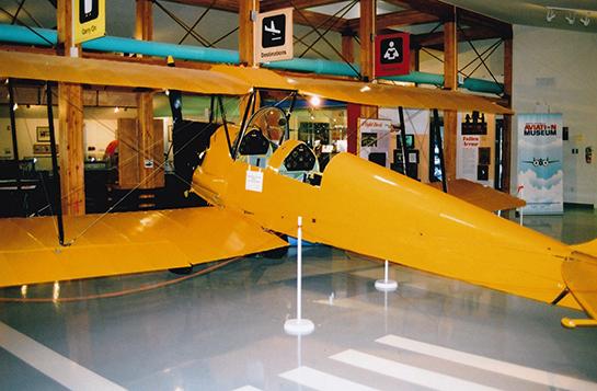 Tiger Moth CF CPE